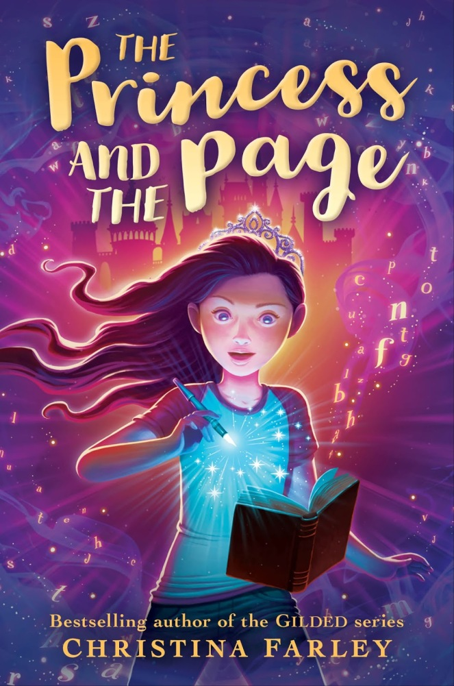 THE PRINCESS AND THE PAGE COVER